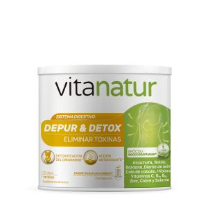Vitanatur, la importancia de la detoxificación del organismo