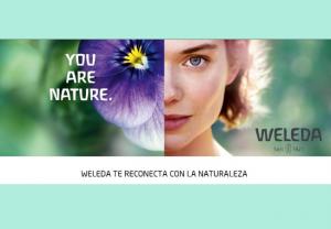 Weleda te reconecta con la naturaleza