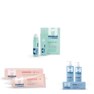 Halibut Cuidatopic, la gama de Uriach para prevenir y aliviar los síntomas de la dermatitis atópica