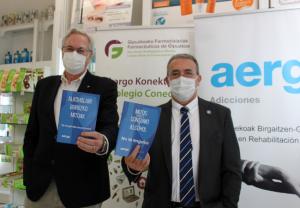 AERGI y el Colegio de Farmacéuticos de Gipuzkoa celebran el Día Sin Alcohol con una campaña centrada en los mitos sobre su consumo