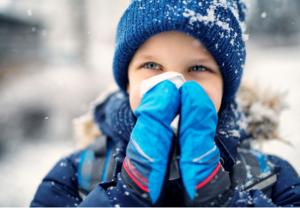 Cómo mantener en forma el sistema inmune de los niños para protegerlos frente a la gripe