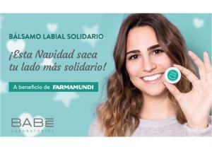 """Laboratorios Babé y Farmamundi se unen en la campaña solidaria """"Por una sonrisa"""""""