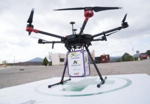 Pharmadron, el proyecto de distribución de medicamentos a farmacias mediante drones, premiado por la Xunta de Galicia