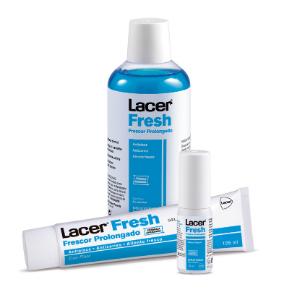 Laboratorios Lacer renueva la fórmula de Lacer ®Fresh para mantener una boca sana