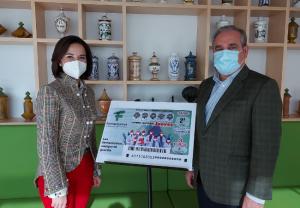 Lotería Nacional dedica un décimo a la profesión farmacéutica por su labor en la pandemia