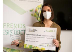 El CGCOF y el Instituto Arkopharma entregan los premios a las mejores tesis doctorales sobre productos naturales