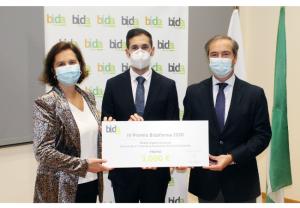 Bidafarma y la Facultad de Farmacia de la Universidad de Sevilla, reconocen el mérito al mejor estudiante