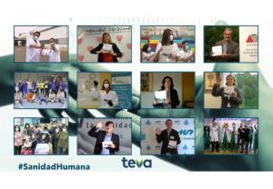 Teva vuelve a premiar once iniciativas que logran humanizar la Sanidad