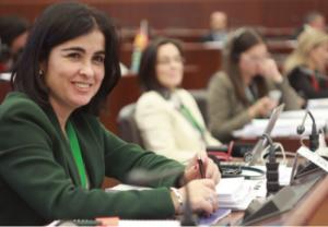 Nombramiento de Carolina Darias como nueva ministra de Sanidad