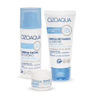 Aceites ozonizados, una excelente opción para proteger la piel del frío
