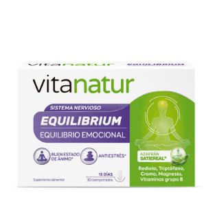 Vitanatur Equilibrium ayuda a mantener el equilibrio emocional