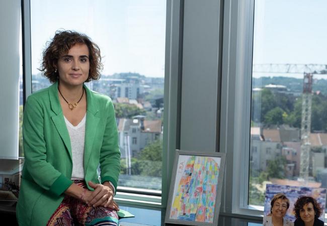 Dolors Monserrat, parlamentaria europea y ex ministra de Sanidad