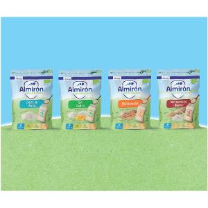 Almirón lanza su nueva gama de cereales con ingredientes ecológicos