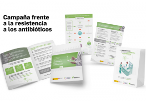 AEMPS y el CGCOF promueven el uso responsable de los antibióticos con una nueva campaña en farmacias