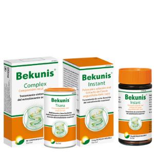 Faes Farma presenta la nueva imagen de la gama Bekunis®
