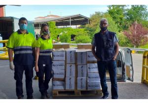 La Fundación Cofares, en el primer año Covid: 100.000 donaciones de fármacos, alimentos y material sanitario