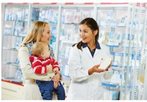 El mercado de suplementos pediátricos, un sector en auge