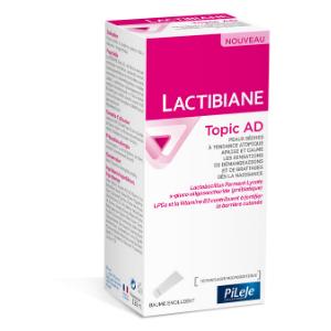 PiLeJe lanza Lactibiane Topic AD, un bálsamo emoliente para pieles secas con tendencia atópica