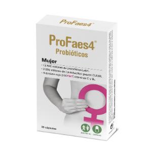 ProFaes4 Mujer contribuye al funcionamiento normal del sistema inmunitario