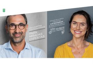 Campaña de lentes progresivas para jóvenes présbitas para miradas expertas