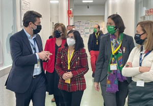 España cuenta con capacidades productivas suficientes de jeringuillas para la vacuna anti-COVID