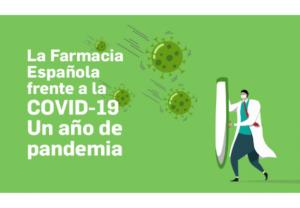 La profesión farmacéutica, 365 días en primera línea contra la Covid- 19