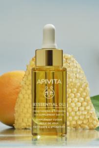 Essential Oils Aceite de Día