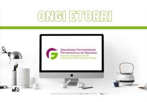 El COF de Gipuzkoa estrena web facilitando la accesibilidad a la información sobre servicios colegiales y profesionales