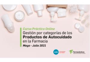 """El CGCOF y anefp convocan el curso práctico """"Gestión por categorías de los productos de autocuidado en la farmacia"""""""