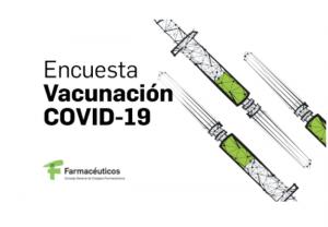 El Consejo General pone en marcha una encuesta en las farmacias españolas sobre la vacunación de COVID-19