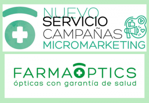 "Nuevo servicio de marketing ""a la carta"" de Farmaoptics"