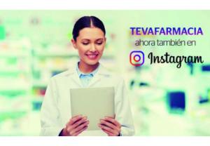 TevaFarmacia, nuevo canal de Instagram pensado para los farmacéuticos