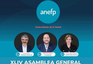 La Asociación para el Autocuidado de la Salud (anefp) renueva su Consejo Directivo