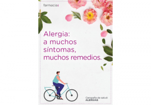 Fedefarma fomenta el abordaje de la alergia desde la farmacia comunitaria