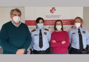 Mossos d'Esquadra y FEFAC establecen un canal directo para denunciar hurtos y daños en las farmacias