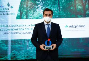 Arkopharma recibe el Premio Sostenibilidad y Medio Ambiente