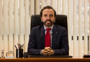 """""""Nuestro objetivo es dedicar todas nuestras energías a ayudar a salir de esta pandemia"""", Jordi Casas, presidente del COFB y del CCFC"""