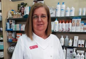"""""""Dermo es un pilar en la farmacia, hay muchos cursos y debemos estar al día"""", Mª Luisa Bertomeu, Vocal de Dermofarmacia del MICOF"""
