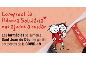 Fedefarma colabora con la Obra Social de Sant Joan de Deu ante el impacto social de la COVID
