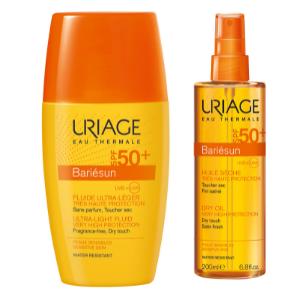 Protege tu piel del sol con la línea Bariésun de Uriage