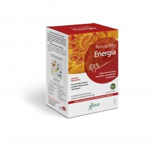 Natura Mix Advanced - Energía - Sobres bucodispersables - Aboca