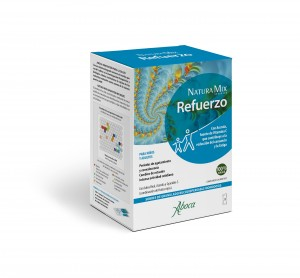Natura Mix Advanced - Refuerzo - Aboca