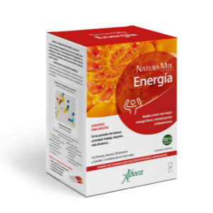 Natura Mix, productos con ingredientes naturales para la reducción del cansancio y la fatiga