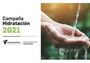 Los farmacéuticos inciden en las pautas correctas de hidratación en personas con COVID-19