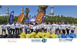 Eau Thermale Avène y la Fundación Ecomar organizan sus jornadas de limpieza de entornos naturales