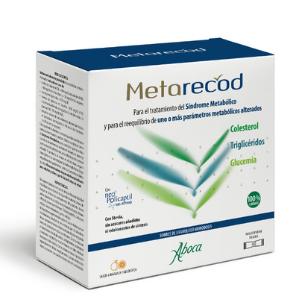 Metarecod, para el tratemiento del síndrome metabólico