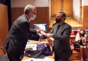 La Profesión Farmacéutica, reconocida con el I Premio Perfecto Feijóo de la Academia de Farmacia de Galicia