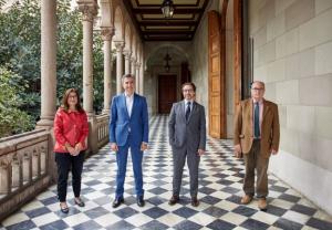 ISDIN y la UB crean la primera cátedra de España dedicada a la investigación de la salud y el envejecimiento de la piel