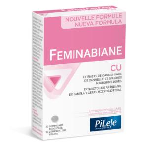 PiLeJe lanza una nueva fórmula de Feminabiane CU para las molestias urinarias típicas del verano