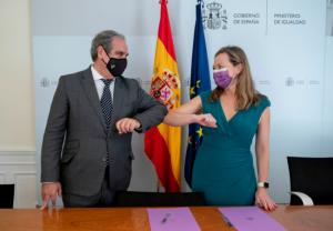 Nueva alianza de Farmacéuticos y Ministerio de Igualdad en la lucha contra la violencia de género